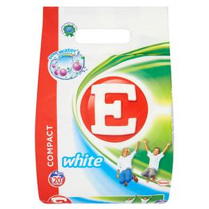 E White Proszek do prania 1,5kg - 2863920209