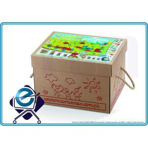 MARIO-INEX 200 MIX polskie klocki WAFLE karton +3L - 2828971855