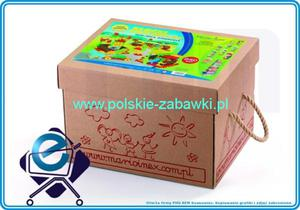 MARIO-INEX 240 WIEJSKA ZAGRODA klocki wafle K +3L - 2828971862