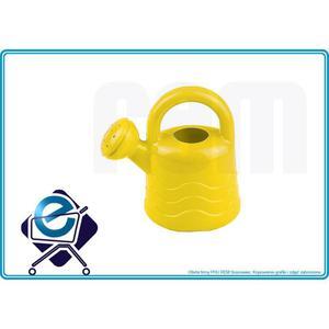 Konewka NIE TYLKO zabawka dla dzieci, żółta +2L - 2839131828