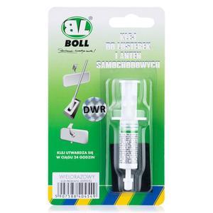 Klej do lusterek samochodowych BOLL 2ml (wielorazowy) - 2861177011
