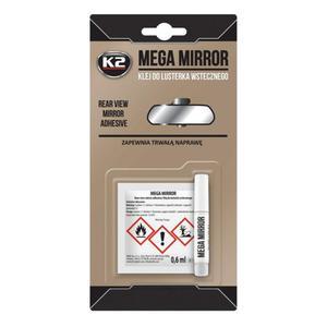 Klej do lusterka wstecznego K2 Mega Mirror 6ml - 2847366718