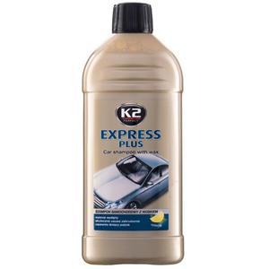 Szampon samochodowy z woskiem K2 Express Plus 500ml - 2847077818