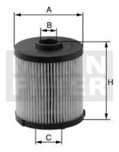 Filtr paliwa MANN Volvo XC60 - 2829106395