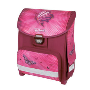 Tornister plecak Smart, Butterfly Power, HERLITZ - butterfly power - 2825287494