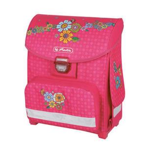 Tornister plecak szkolny Smart, Flowery, HERLITZ - Flowery - 2825287497