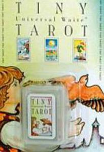Universal Waite Tarot Tiny Brelok do kluczy - 2827699127