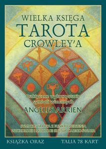 Zestaw Wielka Księga Tarota Crowley'a + talia Crowley Tarot - 2827699469