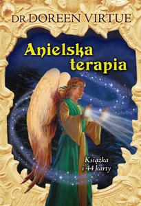 Karty Anielska Terapia Doreen Virtue (karty + ksi - 2827699482
