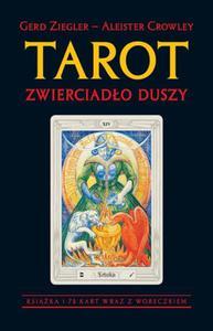 Zestaw Tarot - Zwierciadło duszy + talia Crowley Tarot (kpl PL) - 2827699562