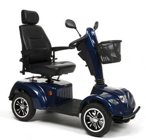 Wózek inwalidzki elektryczny typu skuter CARPO 2 eco 10km/h - 2847268309