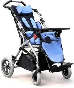 Wózek inwalidzki dziecięcy gemini II - 2847268316