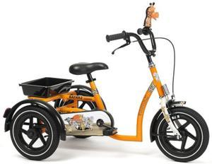 Rower inwalidzki dziecięcy Safari - 2847268320