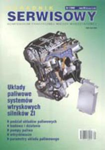 Układy paliwowe systemów wtryskowych silników ZI - 2462509459
