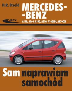 Mercedes-Benz A140, A160, A190, A210, A160CDI, A170CDI - 2462509520