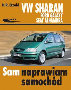 Volkswagen Sharan, Ford Galaxy, Seat Alhambra - 2462509532