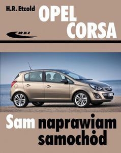 Opel Corsa od października 2006 - 2462509551