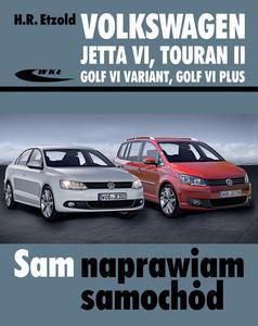 Volkswagen Jetta VI od VII 2010, Touran II od VIII 2010, Golf VI Variant od X 2009, Golf VI Plus od III 2009 - 2462509559