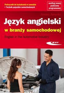 Język angielski w branży samochodowej . English in the Automotive Industry - 2462509567