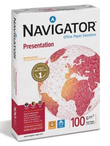 Papier Navigator Presentation A4 100g/m2 500 kartek  - 2837262770