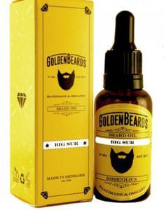 GoldenBeards Olejek do Brody Big Sur 30ml