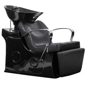 Myjnia fryzjerska Tivoli czarna - Myjnia fryzjerska Tivoli czarna - 2848459744