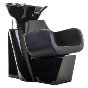 Myjnia fryzjerska Italia czarna - Myjnia fryzjerska Italia czarna - 2848459753