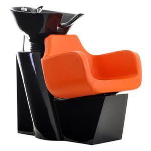 Myjnia fryzjerska Italia pomarańczowa - Myjnia fryzjerska Italia pomarańczowa - 2848459755