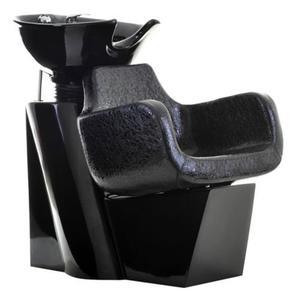 Myjnia fryzjerska Italia czarny krokodyl - Myjnia fryzjerska Italia czarny krokodyl - 2848459758