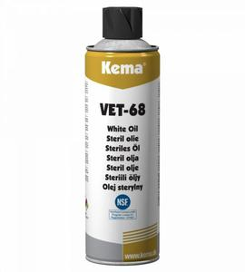 VET-68 Olej sterylny 500ml Kema NSF-H1 - 2847808360