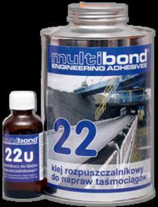 Klejenie taśmociągów, przenośników, transporterów Multibond 22 - 2825934356