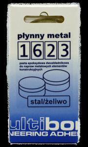 Pasta epoksydowa stalowa płynny metal 2:1 Multibond 1623 - 2825934401