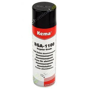 RGA-1100 Pasta montażowa, przeciwzapieczeniowa (miedź+aluminium+grafit) 500 ml KEMA - 2825934462