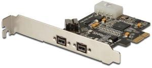Digitus Kontroler PCI Express FireWire 800 TI - 2874991160
