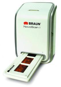 Braun Skaner do slajdów i negatywów NovoScan I - 2874991220