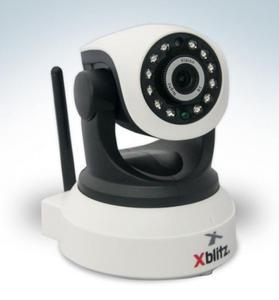 Xblitz iSee Kamera IP WiFi - 2874991257