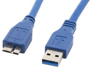 Lanberg Kabel USB 3.0 - micro B 0,5m - 2874991412