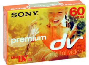 Sony Kaseta DVM-60 Premium - 2874991639
