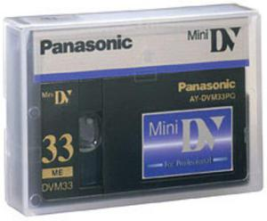 Panasonic Kaseta AY-DVM33PQ - 2874991643