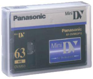 Panasonic Kaseta AY-DVM63PQ - 2874991644