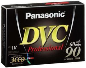 Panasonic Kaseta AY-DVM60YE - 2874991645