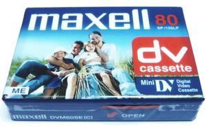 Maxell Kaseta DVM80 - 2874991647