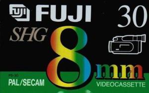 Fuji Kaseta 8mm HS 30 SHG - 2874991657