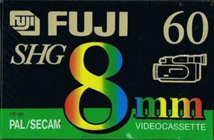 Fuji Kaseta 8mm HS 60 SHG - 2874991658