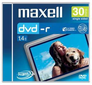 Maxell Płyta DVD-R 1,4GB Box - 2874991670