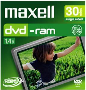 Maxell Płyta DVD-RAM 1,4GB - 2874991673
