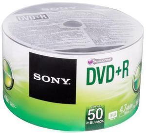 Sony Płyta DVD+R Spindel 50 szt. - 2874991681