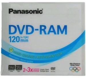 Panasonic Płyta DVD-RAM 4,7GB - 2874991682