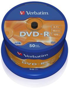 Verbatim Płyta DVD-R Cake 50 szt. - 2874991685