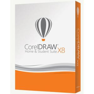 Corel CorelDRAW Home&Student Suite X8 - 2874991735